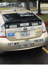 Ddoi , Com, and Circumcision: A foreskin is NOT  a birth defect  circumcision  hurts babies  10 out of 10 babies  oppose circumcision  PFAL O  XAS  2016  FMX-3613  CUT MEN  Restore your foreskin  TLCTugger.com  FORESKIN  RESTORE YOUR