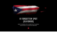 Ghetto, Memes, and Queen: A FORGOTTEN SPOT  [OLVIDADO)  ZION Y LENNOX, DE LA GHETTO, IVY QUEEN,  PJ SIN SUELA AND LUCECITA BENITEZ YOUR SEPTIEMBRE #HAMILDROP: For the anniversary of Hurricane Maria, I cut a sample for @itsTROOKO. Then we gave the mic to legendary 🇵🇷 artists: Zion & Lennox, De La Ghetto, Ivy Queen, PJ Sin Suela & Lucecita Benitez. Here's  A Forgotten Spot (Olvidado) https://t.co/VBaypfRq6r https://t.co/dngn1YYfAb