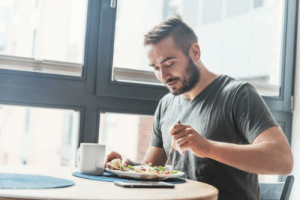A front end developer eats alone because he doesn't know how to join tables: A front end developer eats alone because he doesn't know how to join tables