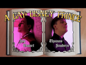 "Apple, Disney, and Google: A GAY DISNEY PRINCE  Thomas  Sanders thejoanglebook:  thatsthat24:NEW SONG: "" A Gay Disney Prince - A Musical Parody feat. @JonCozart"" ✨ This was a ton of fun to make and I hope you all enjoy! https://youtu.be/m7yiHF1EiQ0Psssst… in case you didn't know… it's on iTunes, Spotify, and Google Play now:iTunesiTunes (explicit) iTunes (clean) iTunes (instrumental track)SpotifySpotify (explicit)  Spotify (clean) Spotify (instrumental track) Google PlayGoogle Play (explicit)Google Play (clean) Google Play (instrumental track)…but you didn't hear it from me, okay?"