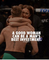Memes, Be a Man, and 🤖: A GOOD WOMAN  CAN BE A MAN'S  BEST INVESTMENT.  @SUCCESSES Tag someone special 👊👇 - 👉 Follow : @successes.co - Successes - - ➖➖➖➖➖➖➖➖➖➖➖➖➖ @leomessi @kimkardashian @jlo @adele @ddlovato @katyperry @danbilzerian @kevinhart4real @thenotoriousmma @justintimberlake @taylorswift @beyonce @davidbeckham @selenagomez @therock @thegoodquote @instagram @champagnepapi @cristiano