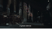Silence and Great: A great silence