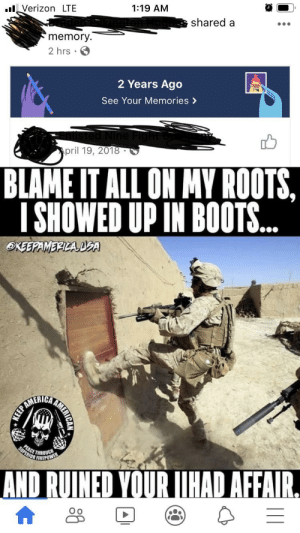 A guy I used to date.... he's not in the military nor will he ever be. And he's a racist. Not sure how boot it is seeing as he's not actually in the military but still thought it'd be interesting: A guy I used to date.... he's not in the military nor will he ever be. And he's a racist. Not sure how boot it is seeing as he's not actually in the military but still thought it'd be interesting