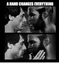 I wish I knew how to quit you. ❤️ Follow @9gag - - - 9gag rocky: A HAND CHANGES EVERYTHING I wish I knew how to quit you. ❤️ Follow @9gag - - - 9gag rocky