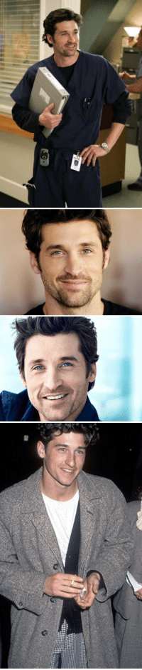 Birthday, Babes, and Happy: a. Happy 50th birthday to the ultimate babe. Thanks for being so McDreamy 😍❤️