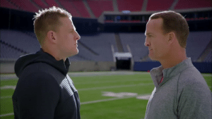 A journey through 100 years of NFL history, with a little help from… Peyton Manning. 🙌  This. Is. Awesome.  Peyton's Places. Coming soon to ESPN+ #NFL100 @nflfilms https://t.co/ELpoJzxRhx: A journey through 100 years of NFL history, with a little help from… Peyton Manning. 🙌  This. Is. Awesome.  Peyton's Places. Coming soon to ESPN+ #NFL100 @nflfilms https://t.co/ELpoJzxRhx