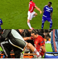 Memes, Soon..., and Game: a;  ju This could have been Zlatan Ibrahimovic's last game in a United shirt, time will tell. Get well soon!