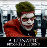 Memes, Gotham, and Tuneful: A LUNATIC  BECOMES A LEGEND TONIGHT IS JEROME'S GRAND FINALE…YOU AIN'T SEEN NOTHIN' YET ! You better Tune into Gotham ! HA HA HA HA ! WeAreJerome 🃏 DCTV HYPE ! Artist : @Bat_of_Gotham_