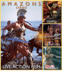 THE AMAZONIANS of Themyscira * The Amazons of the DC Universe are a matriarchal society of ethnically diverse superhumans. They are NOT Greek by birth. The Greek Gods resurrected the life essences of murdered women from around the world who were trapped in the Well of Lost Souls. They were blessed with unique abilities and then taught and raised following ancient Greek teachings. * The Greek Gods bestowed upon them the mandate of guardians to Man's World, with the mission of providing a bridge for humans to obtain greater understanding. When the Amazons were enslaved by their charges, Hippolyta led her people to freedom, and thus ultimately abandoning their sacred stewardship. * Within DCEU, the Amazons refer to themselves as Amazons while in Man's World they are known as Amazonians. They are loosely based on the Amazons of Greek mythology. * Notable Amazons (comics and film) include Princess Diana (@gal_gadot), Queen Hippolyta (@cn_connienielsen), General Antiope (@robingwright), Artemis (@realannwolfe) Phillipus ( annogbomo) *** mywonderwoman girlpower women femaleempowerment MulherMaravilha MujerMaravilla galgadot unitetheleague princessdiana dianaprince amazons amazonwarrior manofsteel thedarkknight: A MA O N S  STRIKE  COMICS  DERVAUGHN  ANIMATION  LIVE-ACTION FILM GAMING THE AMAZONIANS of Themyscira * The Amazons of the DC Universe are a matriarchal society of ethnically diverse superhumans. They are NOT Greek by birth. The Greek Gods resurrected the life essences of murdered women from around the world who were trapped in the Well of Lost Souls. They were blessed with unique abilities and then taught and raised following ancient Greek teachings. * The Greek Gods bestowed upon them the mandate of guardians to Man's World, with the mission of providing a bridge for humans to obtain greater understanding. When the Amazons were enslaved by their charges, Hippolyta led her people to freedom, and thus ultimately abandoning their sacred stewardship. * Within DCEU, the Amazons refer to themselves as Amazons while in Man's World they are known as Amazonians. They are loosely based on the Amazons of Greek mythology. * Notable Amazons (comics and film) include Princess Diana (@gal_gadot), Queen Hippolyta (@cn_connienielsen), General Antiope (@robingwright), Artemis (@realannwolfe) Phillipus ( annogbomo) *** mywonderwoman girlpower women femaleempowerment MulherMaravilha MujerMaravilla galgadot unitetheleague princessdiana dianaprince amazons amazonwarrior manofsteel thedarkknight