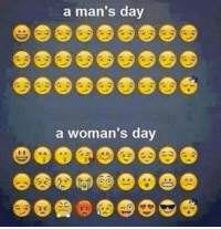 Memes, 🤖, and Woman's Day: a man's day  a woman's day See a Difference