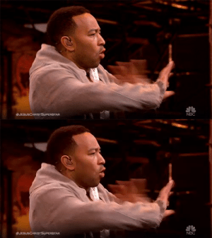 A moment of appreciation for @johnlegend as Jesus absolutely wailing every high note that we OBC devotees demand (GET OUUUUUT!) and still making the role inimitably his own. #easterhymns https://t.co/OIxW5P2XNP: A moment of appreciation for @johnlegend as Jesus absolutely wailing every high note that we OBC devotees demand (GET OUUUUUT!) and still making the role inimitably his own. #easterhymns https://t.co/OIxW5P2XNP