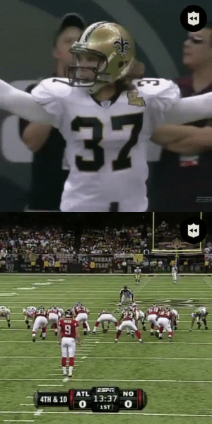A moment that will live forever in @Saints history. 🙌 @SteveGleason  📺: #ATLvsNO (2006): Tonight 8pm ET on @espn https://t.co/RARFwN9ztq: A moment that will live forever in @Saints history. 🙌 @SteveGleason  📺: #ATLvsNO (2006): Tonight 8pm ET on @espn https://t.co/RARFwN9ztq
