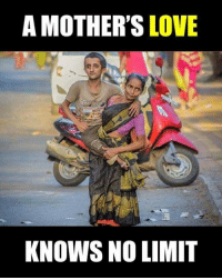 #HappyMothersDay: A MOTHER'S  LOVE  KNOWS NO LIMIT #HappyMothersDay