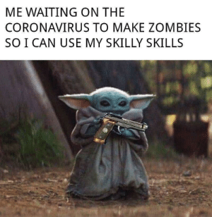 A new age of baby yoda memes has begun on Facebook: A new age of baby yoda memes has begun on Facebook