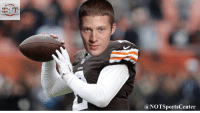 Sports, Break, and Browns: (a NOTSportsCenter BREAKING: After suffering yet another QB injury, the Browns have signed free agent QB Matt Saracen
