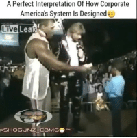America, Children, and Community: A Perfect Interpretation Of How Corporate  America's System Is Designed  Livel  eak  SHOGUNZ CBMG The million dollar man was one of the most racist gimmicks in wrestling history. But as a kid, I couldn't see it. I mostly grew up in Grambling Louisiana so there were dam near no white people there and the very few ones that were there seemed to like black people. I say seemed because now I see how good some of them can go along to get along can you dig it. Anyway, growing up in a predominantly black community I never experienced any kind of racism so shit like this would sometimes go unnoticed by me. I just thought Ted Dibiase was a asshole. From what I remember, Virgil(the black servant) eventually went against the million dollar man & beat him for his million dollar belt. I remember cheering and being happy that he won but honestly it wasn't even because he was Black. I just hated Ted Dibiase lol it wasn't until my 6th grade summer when I started hanging with these pro black brothers on campus at Grambling that I began to see things for what they were. I was the only kid with them so everyday all of them tried to teach me something. They even had a store that they let me run sometimes lol that story is a whole other post but my point here is that our children might or might not see things for what they truly are out here so it is our job as parents and as a community as a whole to pull the wool from their eyes and help them to see the truth. @papatututyru @ig_immortal HendrixBrown picoftheday photooftheday instagram repost tb throwback hiphop mood instagood love wow crazy live life BlackPower BlackPeople Melanin tbt throwbackthursday wrestling wwe lol lmao whitepeople america usa american amerikkka thursday