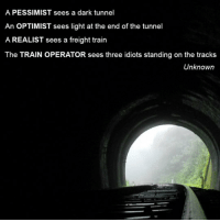 25 Best Light At The End Of The Tunnel Memes Tunnel Memes