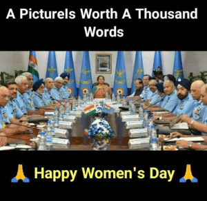 Memes, Happy, and 🤖: A Picturels Worth A Thousand  Words  Happy Women's Day Yes 🔥🔥