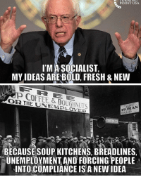 America, Facebook, and Family: A POINT USA.  IMA SOCIALIST  MY IDEAS ARENBOLD FRESH & NEW  OR DOUGHNUTS  THE UNE  HORAN  REE SO  BECAUSE SOUP KITCHENS, BREADLINES  UNEMPLOYMENT ANDFORCING PEOPLE  INTO COMPLIANCE IS A NEW IDEA 🇺🇸 😂😂😂 👊🏽💀👍🏽 UncleSamsMisguidedChildren 🇺🇸 Check out our store. Link in bio. 🇺🇸 LIKE our Facebook page 🇺🇸 Subscribe to our YouTube Channel 🇺🇸 Visit our website for more News and Information. 🇺🇸 www.UncleSamsMisguidedChildren.com 🇺🇸 Tag and Join our Misguided Family @unclesamsmisguidedchildren Use code USMCNATION10 for 10% off MisguidedLife MisguidedNation USMCNation Apparel ProGun 2A Tactical MAGA BackTheBlue donttreadonme patriotic Gun Ammo 1776 USMC us 2ndamendment army navy Infantry Veterans K9 veteran pewpew murica merica america usa