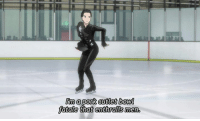 Dank, How Many Times, and Bowling: a pork cutlet bowl  fatale that enthralls men Submitted by Marco Katalina-Sun and Rina Klein   How many times do I have to tell you to watch Yuri!!! On Ice before you actually do