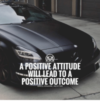A positive attitude leads to success and happiness. A positive attitude helps you cope more easily with the daily affairs of life. It brings optimism into your life, and makes it easier to avoid worries and negative thinking.✔️ pusitivity success happiness millionairementor: A POSITIVE AITITUDE  WILL LEAD TO A  POSITIVE OUTCOME  GMILLIONAIRE MENTOR A positive attitude leads to success and happiness. A positive attitude helps you cope more easily with the daily affairs of life. It brings optimism into your life, and makes it easier to avoid worries and negative thinking.✔️ pusitivity success happiness millionairementor