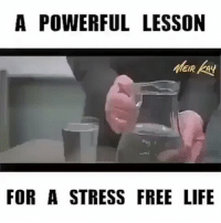 Truth☝: A POWERFUL LESSON  FOR A STRESS FREE LIFE Truth☝