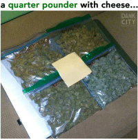 Dank, Dope, and Weed: a quarter pounder with cheese  DANK  CITY Need more cheese @dope_weed_photos
