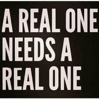 KING: A REAL ONE  NEEDS A  REAL ONE  NE  OAN  SO  EDL  EE  ANR KING