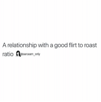 Funny, Memes, and Roast: A relationship with a good flirt to roast  @sarcasm_only SarcasmOnly