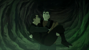 A single episode, ten seconds of interaction, and yet Wei has much more chemistry and affection with Bolin than Opal.: A single episode, ten seconds of interaction, and yet Wei has much more chemistry and affection with Bolin than Opal.