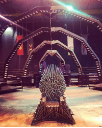 A small teaser from TONIGHT's setup! The RAVE OF THRONES 2017 world tour TONIGHT in Beirut! Enter the legendary world of GAME OF THRONES with HODOR himself, @KristianNairn, at Uberhaus Forum de Beirut. You can still get your tickets tonight at the door!: A small teaser from TONIGHT's setup! The RAVE OF THRONES 2017 world tour TONIGHT in Beirut! Enter the legendary world of GAME OF THRONES with HODOR himself, @KristianNairn, at Uberhaus Forum de Beirut. You can still get your tickets tonight at the door!