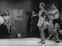 Definitely, Girls, and Love: a-snarling-slytherin: satanstrousers:  sweaterkittensahoy:   leaper182:   jenovaii:   littlekiwi37-archive:   nicole-coenen: Women Self Defense in 1947  I'm not sure what's the best part of this video: the fact that she's in heels, the fact that she does the whole thing looking like she don't give a fuck, that chick in the back just exercising and enjoying the show, or the fact that both men and women are observing this and the girls are laughing and the guys look concerned/pensive as fuck as they watch all their tactics get shut down like nothing is even happening.   … msties is it just me or is this familiar?   Some of these are moves I haven't seen before.   Some of this looks similar to the self defense I learned in a course three or four years ago. It's definitely got some judo in it (arm bars, throws, fighting to and from the ground). I love this lady. She is rad. I feel like she, much like the rad lady I had as my self defense teacher, would also warn the women that if they don't think they can gouge out someone's eyes, don't start trying because you'll attack better with something you can follow through on.   crimelords I'm sorry I couldn't not reblog this for you   The cheerful music makes it even better