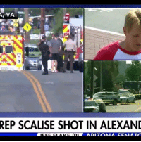 Part 3 of 3 - End Clip 1 of 3 - Swipe Breaking coverage of Rep. Scalise shooting House Majority Whip Steve Scalise was shot and multiple congressional aides were also hit by a gunman with a rifle who opened fire at a GOP baseball practice in Virginia Wednesday morning. https:-youtu.be-Y0yE6v4dHdo http:-www.cincinnati.com-story-opinion-contributors-2017-06-06-human-trafficking-easy-ordering-pizza-371076001- http:-www.foxnews.com-us-2017-06-14-scalise-shooting-suspect-idd-as-james-hodgkinson.html: A, VA  fa  REP SCALISE SHOT IN ALEXAND Part 3 of 3 - End Clip 1 of 3 - Swipe Breaking coverage of Rep. Scalise shooting House Majority Whip Steve Scalise was shot and multiple congressional aides were also hit by a gunman with a rifle who opened fire at a GOP baseball practice in Virginia Wednesday morning. https:-youtu.be-Y0yE6v4dHdo http:-www.cincinnati.com-story-opinion-contributors-2017-06-06-human-trafficking-easy-ordering-pizza-371076001- http:-www.foxnews.com-us-2017-06-14-scalise-shooting-suspect-idd-as-james-hodgkinson.html