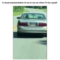 Dank, Memes, and 🤖: A visual representation of me in my car when l'm by myself Me when my jam comes on no matter where I am 😜  (contact us at partner@memes.com for credit/removal)