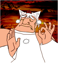 A When the ~Awoo is just right