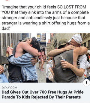 A wholesome dad: A wholesome dad