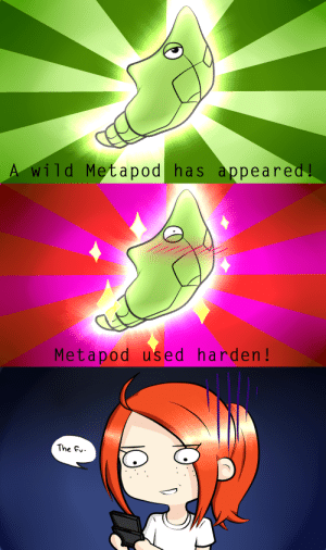 Metapod Harden Related Keywords & Suggestions - Metapod Harden Long ...: A wild Metapod has appeared!  Metapod used harden!  The Fu Metapod Harden Related Keywords & Suggestions - Metapod Harden Long ...