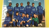 Soccer, Martial, and Born: A young Anthony Martial at Les Ulis... he was born with that stare 👀😂 https://t.co/AID9hhayaA