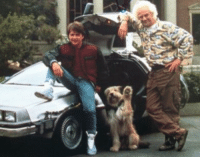 Elon Musk, Car, and Elon: A young Elon Musk receiving first car from his grandfather (1985)