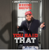 """Memes, Link, and Tomorrow: A ZeuS ORIGINAL SERIES  REEDO  BROWN  zeusz  YOUSAID  THAT 2 SERIES DROP TOMORROW ON ZEUS!! """"You Said That"""" & """"Comedy Roulette"""" PRE-ORDER NOW!!!! LINK IN BIO!!!"""