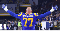 Memes, Nfl, and Super Bowl: A9  WHITYORTH 13th season. 199 games. Oldest NFL lineman.  And now, @awhitworth77 is headed to a Super Bowl: https://t.co/ZTKVICGGaT https://t.co/YoVHu4XohO