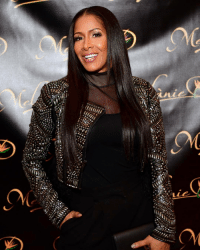 Memes, Jewelry, and Ritz Carlton: AA BallerAlert - spotted - ShereeWhitfield at the Melanie D Jewelry launch at the Ritz Carlton in Atlanta (📷 @atlpics)
