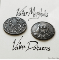 Game of Thrones: Fully Licensed Iron Coin of the Faceless Man - Buy Here >> http://buff.ly/20IpmjZ: aarMo huys  Gotch  ale- LSt,aeris  abyLAaers  Shire Post Mint  re post Game of Thrones: Fully Licensed Iron Coin of the Faceless Man - Buy Here >> http://buff.ly/20IpmjZ