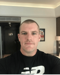 Aaron Finch in his new hair style: Aaron Finch in his new hair style