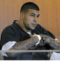 Aaron Hernandez was found dead in his cell after he used his bed sheets and his window bars to hang himself, Hernandez, 27, was a NFL TE for the New England Patriots who was serving a Life-Time Sentence for the murder of Odin Lloyd. -------------------------------------------------------- Follow @greenbay.packers.nation For More! gopackgo aaronrodgers packers greenbay greenbaypackers greenbayedits packersedits nfl nationalfootballleague footballisfamily randallcobb davanteadams hahaclintondix claymatthews greenbaypackersnation nfldraft: Aaron Hernandez was found dead in his cell after he used his bed sheets and his window bars to hang himself, Hernandez, 27, was a NFL TE for the New England Patriots who was serving a Life-Time Sentence for the murder of Odin Lloyd. -------------------------------------------------------- Follow @greenbay.packers.nation For More! gopackgo aaronrodgers packers greenbay greenbaypackers greenbayedits packersedits nfl nationalfootballleague footballisfamily randallcobb davanteadams hahaclintondix claymatthews greenbaypackersnation nfldraft