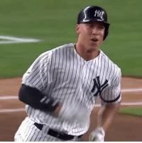 Memes, Run, and SportsCenter: AaronJudge became the third Yankee to hit a home run in their postseason debut! ⚾️💪💯 @SportsCenter @TheJudge44 WSHH