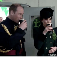 """Repost @abcnews: """" PrinceWilliam and PrincessKate sip Guinness after a toast from the Irish Guards to celebrate St. Patrick's Day. StPatricksDay 🍀 WSHH: ab NEWS Repost @abcnews: """" PrinceWilliam and PrincessKate sip Guinness after a toast from the Irish Guards to celebrate St. Patrick's Day. StPatricksDay 🍀 WSHH"""