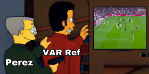 Live look at the VAR room for the Ramos' goal (?: @ThatIndianGuy ) https://t.co/cRgiljECRX: ABaus2  Hotels.com  CHotels.com  Reward  VAR Ref  Perez Live look at the VAR room for the Ramos' goal (?: @ThatIndianGuy ) https://t.co/cRgiljECRX