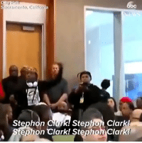 """🗣🗣LOUDER! 🗣🗣🗣LOUDER! 🗣 StephonClark 🗣🗣STEPHON CLARK!! BlackLivesMatter BLM . . Repost @abcnews: """"Video shows the moment Stephon Clark's brother interrupted a Sacramento City Hall meeting and rallied the crowd to chant his brother's name. Stephon Clark was fatally shot by police in his grandmother's backyard earlier this month. stephonclark sacramento: abc  k! Stephon Clark!  tephon Clark! Stephon Clark  Stephon Clar 🗣🗣LOUDER! 🗣🗣🗣LOUDER! 🗣 StephonClark 🗣🗣STEPHON CLARK!! BlackLivesMatter BLM . . Repost @abcnews: """"Video shows the moment Stephon Clark's brother interrupted a Sacramento City Hall meeting and rallied the crowd to chant his brother's name. Stephon Clark was fatally shot by police in his grandmother's backyard earlier this month. stephonclark sacramento"""