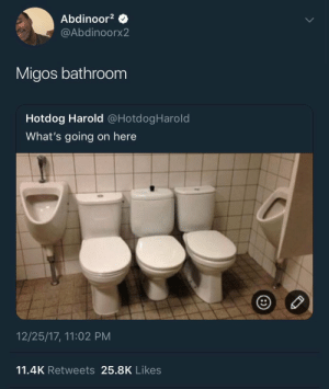 Migos Bathroom